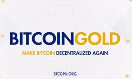Bitcoin Gold Fork