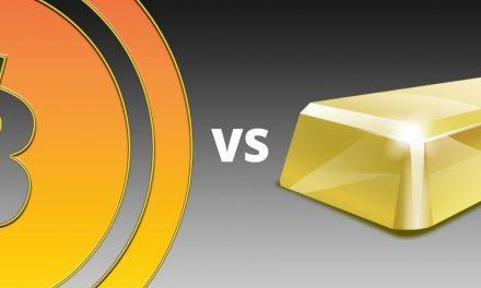 Bitcoin VS Gold for a Rainy Day